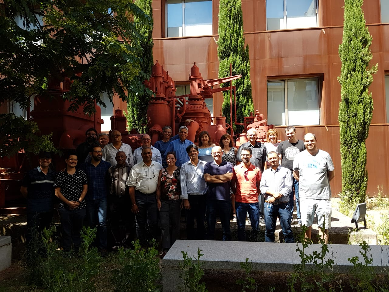 The UCLM hosts The 6th Crux Project Meeting, 2-4  July 2018,  Ciudad Real, Spain