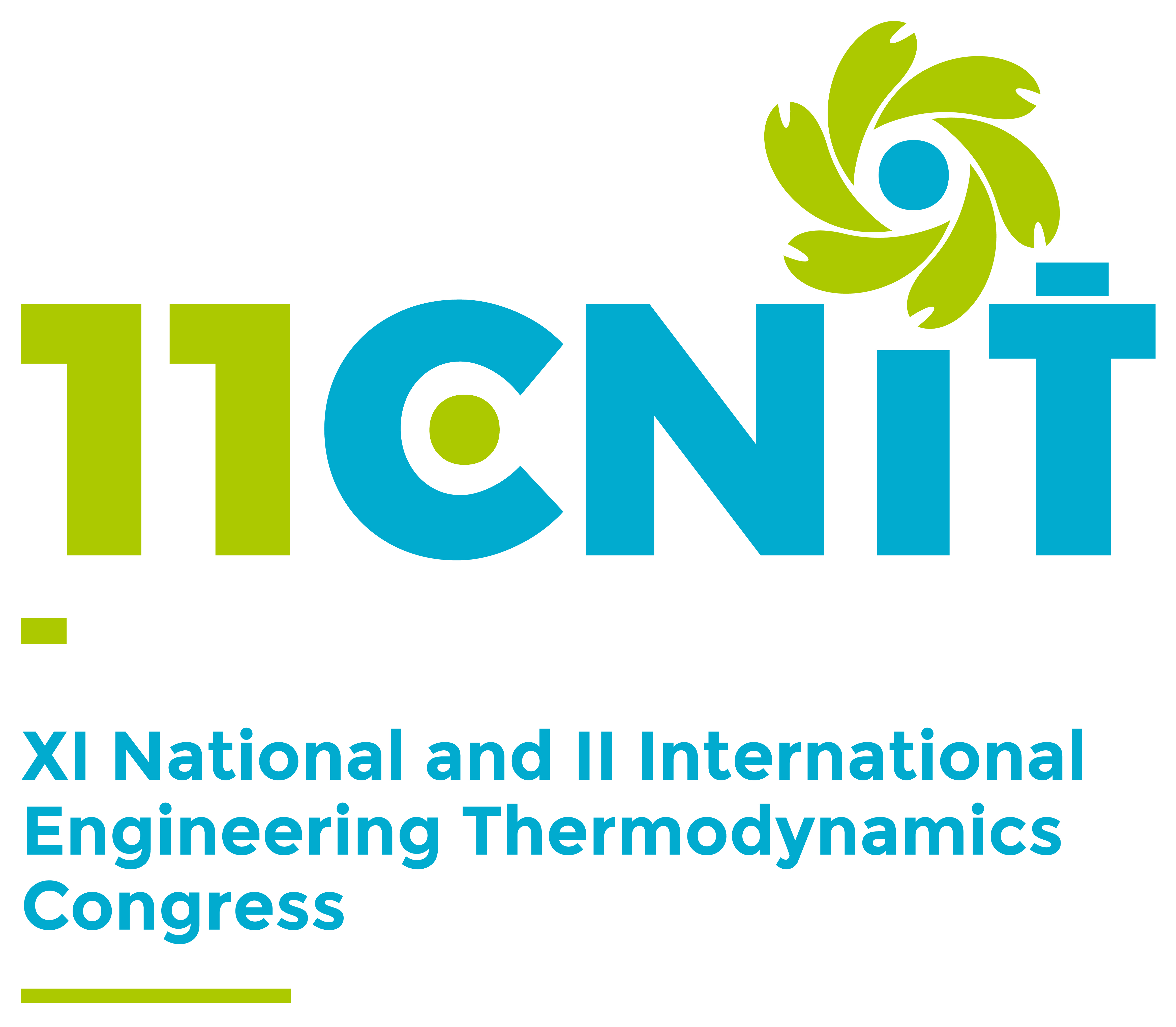 XI National and II International Engineering Thermodynamics Congress: Open the deadline for submitting abstracts
